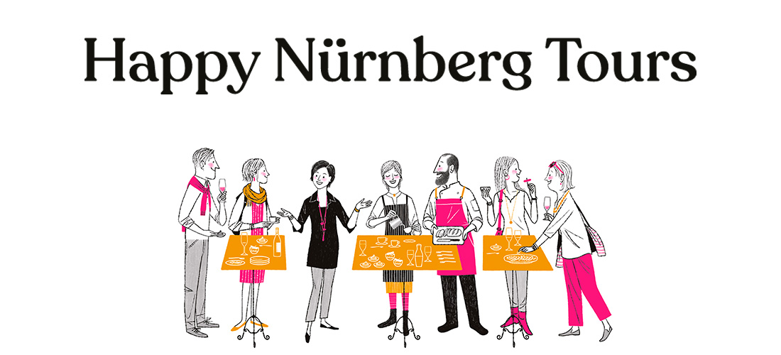 Happy Nürnberg Tours Logo