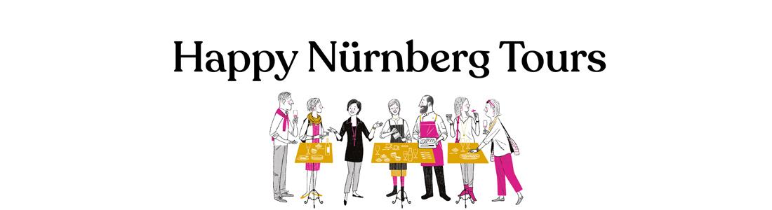 Happy Nürnberg Tours Logo