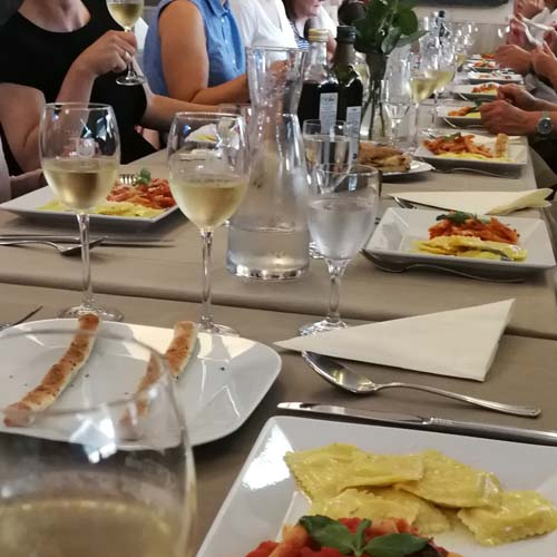 Italienische Kulinarik
